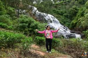 Joh Uyiletti Water Falls / Elk Falls