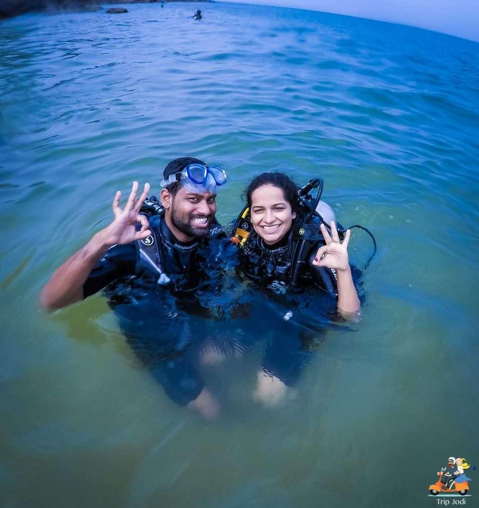 Syzygy Ecosports: Scuba Diving At Bond Safari Kovalam
