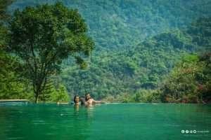 Kurumba Village resort by Nature Resorts infinity pool Tripjodi