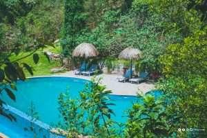 Kurumba Village resort by Nature Resorts pool Tripjodi