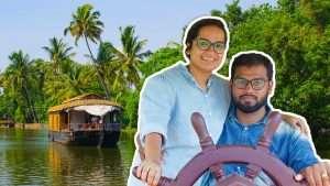 Alappuzha HouseBoat Cruise through Kerala Backwaters – Unique luxurious experience