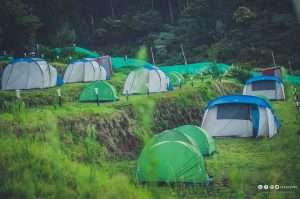 Aventura Tiger Hill ooty Camping Tripjodi