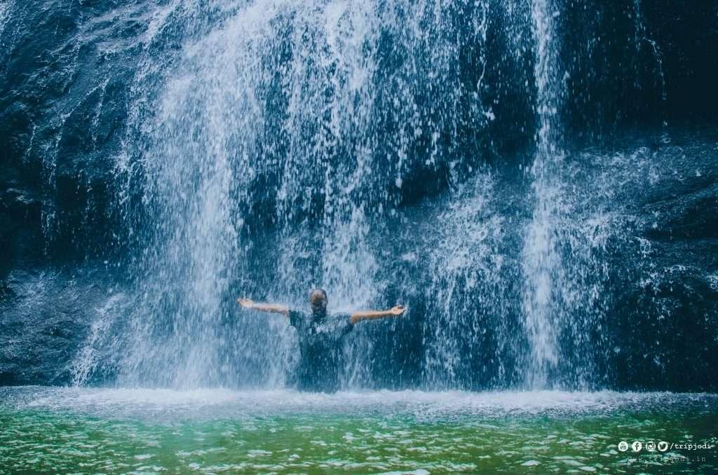 Places to Visit in Idukki - Aanayidikkuth - Thommankuthu Waterfalls