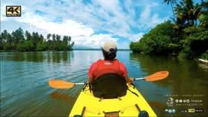 Kayaking in Kerala – SYZYGY Ecosports