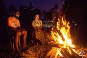 isha yoga centre DECO VIlla ecorganicstays tripjodi bonfire