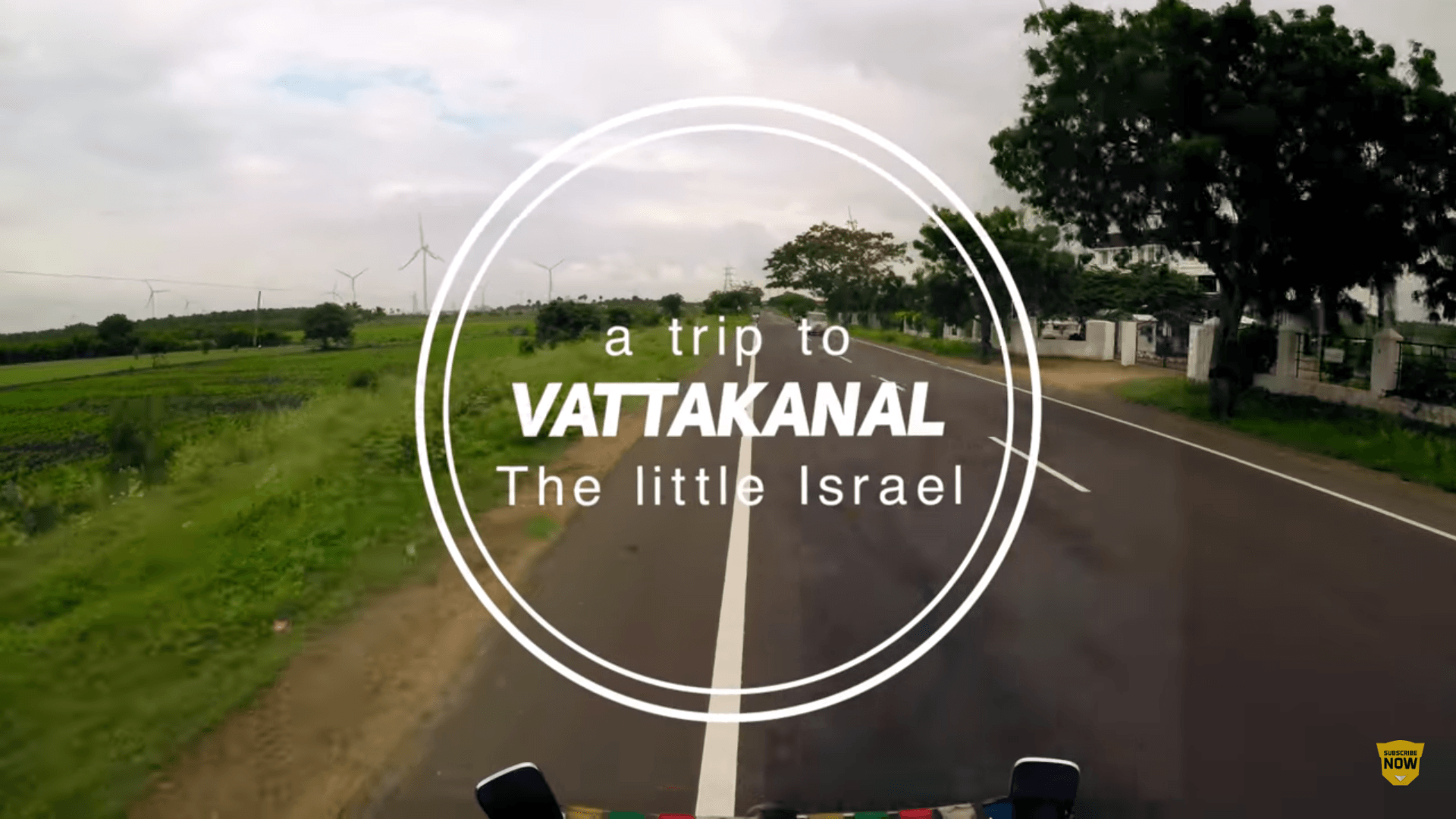 A Trip to Vattakanal from Coimbatore  – Couple Travel Video Part 1