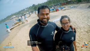 Scuba Diving Kovalam Malayalam | ആഴക്കടലിലെ അത്ഭുതകാഴ്ച്ചകൾ Malayalam Travel Video