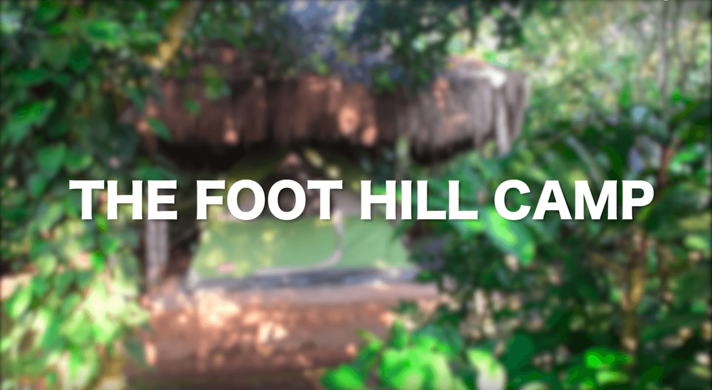 Sober Hoffman Cycle Trail – The foot hill camp, Coorg