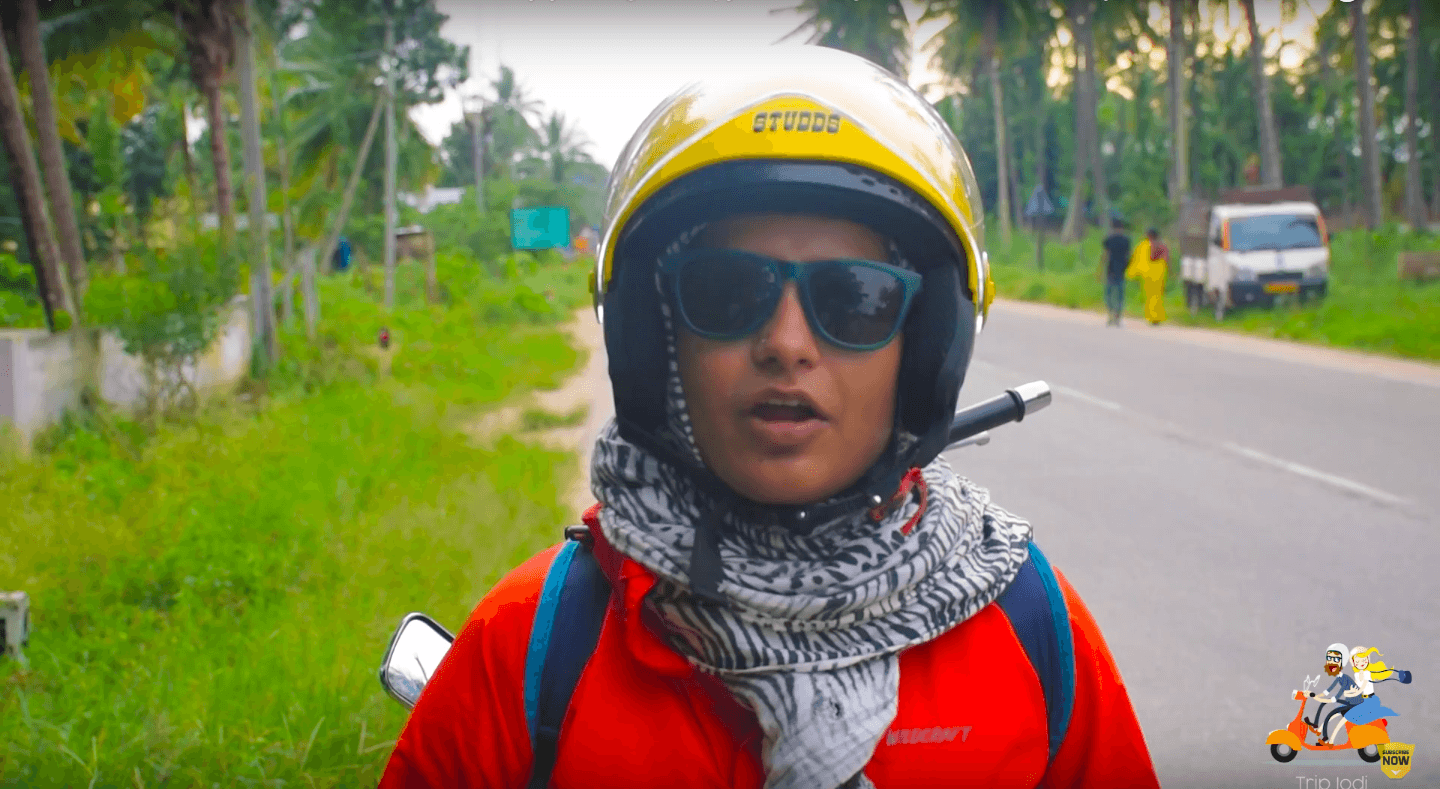Experience of a Girl as a Pillion Rider on Bajaj Avenger | Coorg – Coimabatore – Ooty