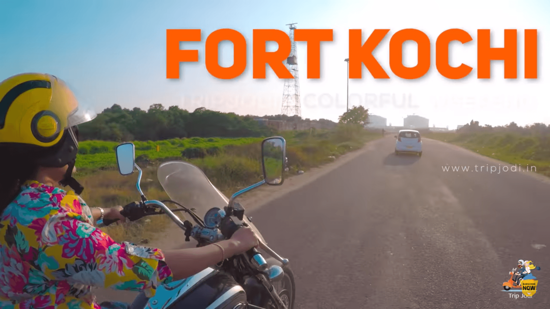 Fort Kochi – Tripjodi's Colourful Weekend Celebration