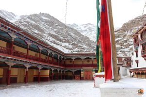Hemis Monastery - leh Winter Tripjodi