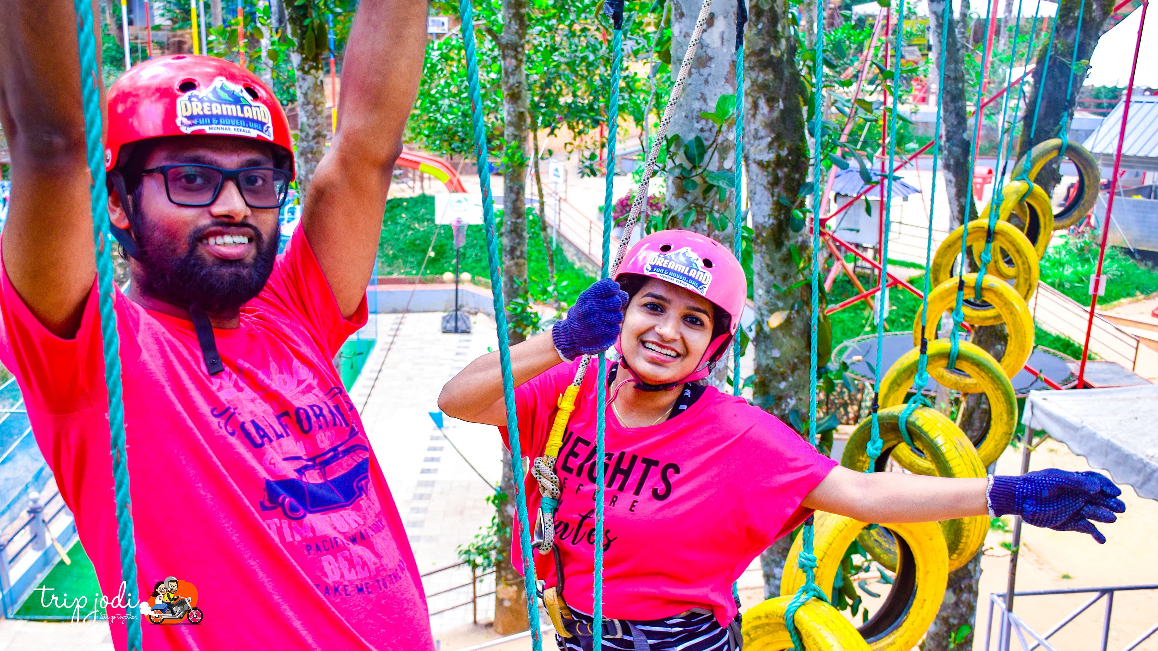 Dreamland Fun & Adventure Park Munnar