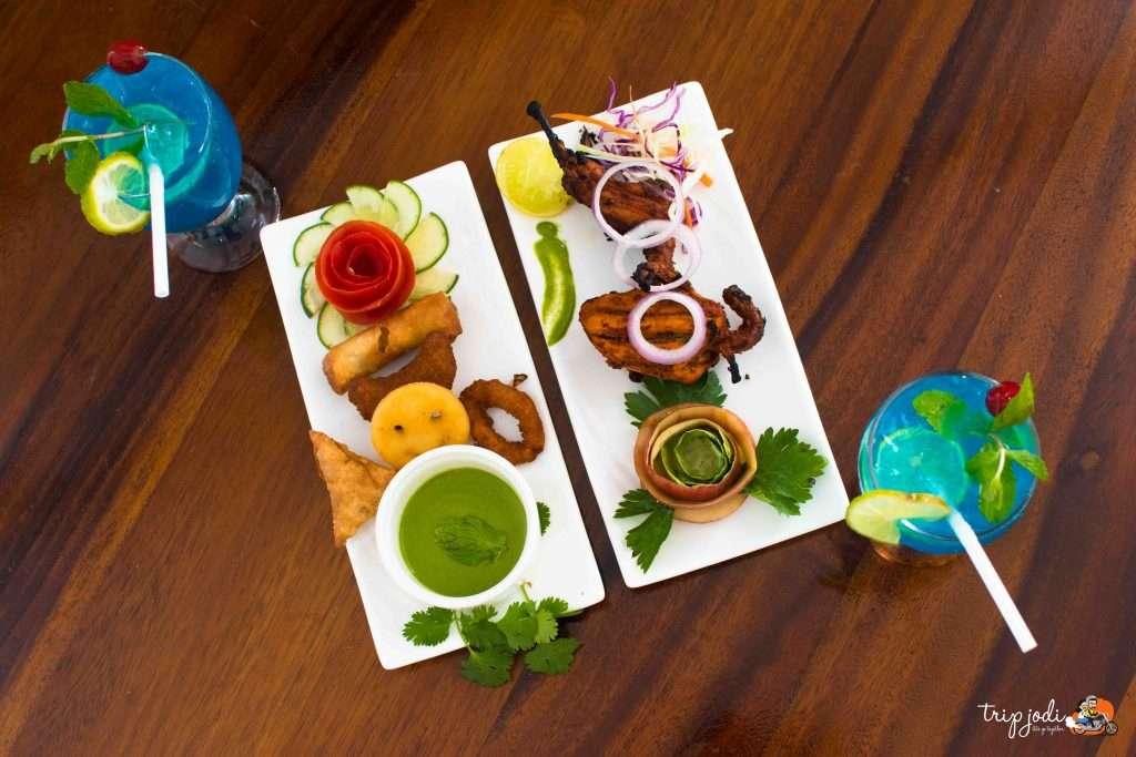 Food-Honeymoon-Kerala Munnar_elixir Hills_Tripjodi